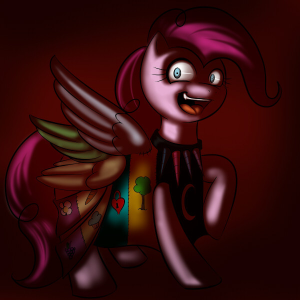 Surely a Pinkie Pie you would not want to party with!